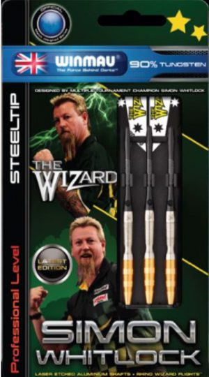 W1037 Simon Whitlock Steeltip