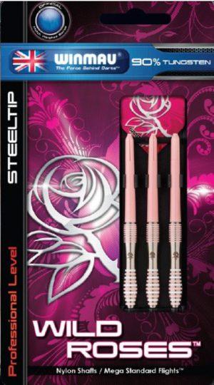 W1054 Wild Roses Steeltip